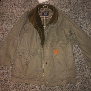 Burberry Retro Coat - Large